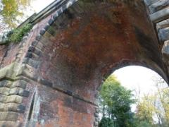Old railway bridge, Avenham Park