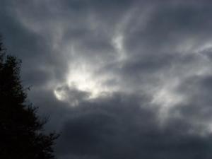Sky over Penwortham