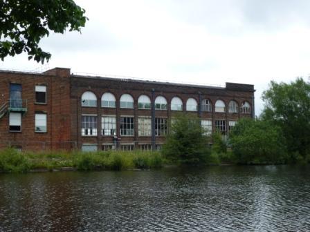 Penwortham Mill