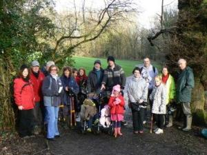 Friends of Greencroft Valley, January 2012 001