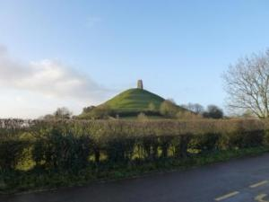 Glastonbury Tor 2013