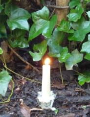 Candle for the Lady Of Penverdant