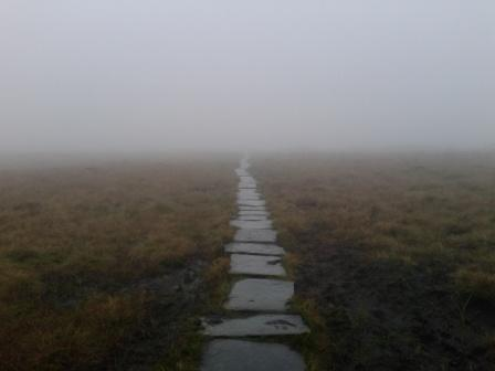 Path to Winter Hill