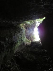 Cave, Silverdale