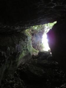 Cave, Silverdale