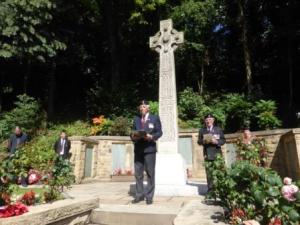 Commemoration of WWI Penwortham 005 - Copy