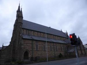 English Martyrs' Church, Gallows Hill