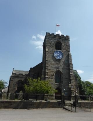 St Leonard's Church, Walton-le-dale