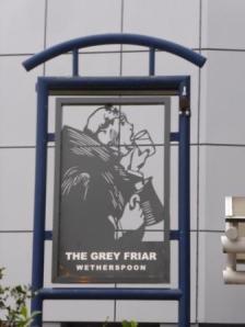 The Grey Friar