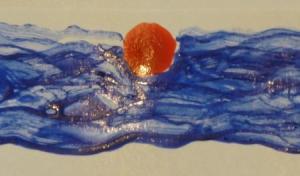 The Blue Equinoctial Horizon