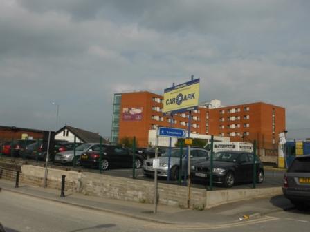 St Wilfrid Street Carpark