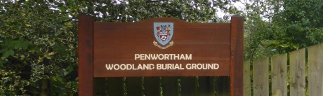 Penwortham Woodland Burial Ground