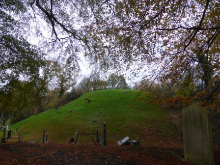 Castle Motte, Penwortham