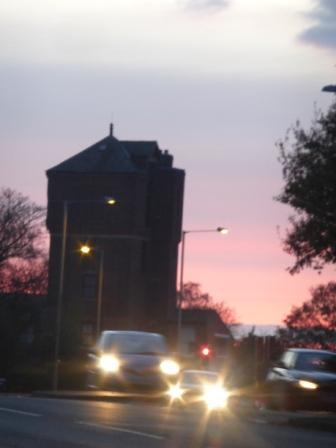 Penwortham Water Tower