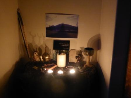 Personal Altar