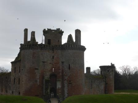 Caer Laverock Castle