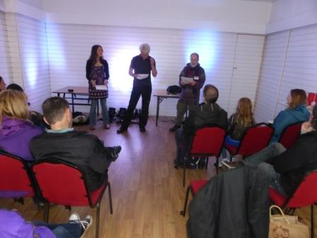 Guests of the Earth at What's Your Story, Chorley 2015 012 - Copy
