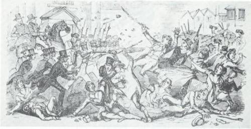 Lune St riots