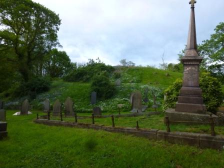 Castle Hill Motte