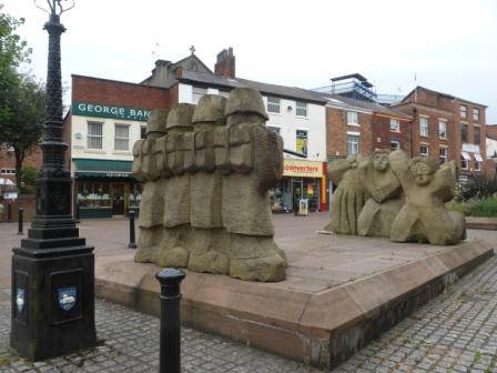The Preston Martyrs' Memorial