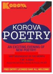 Korova Poetry Poster (jpeg) - Copy