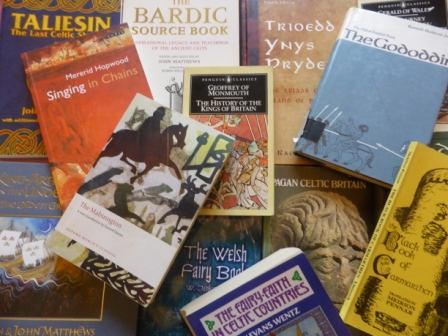Brythonic Books
