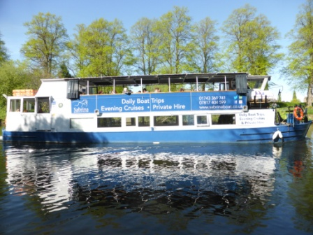 Sabrina Cruise Boat