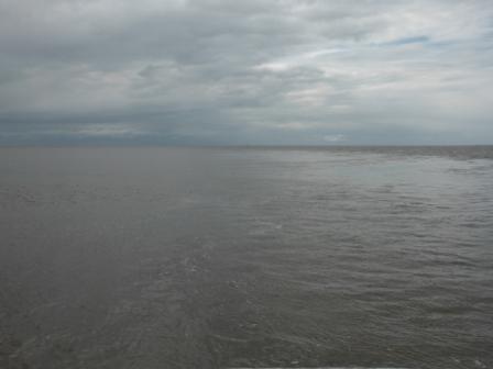 Irish Sea from Morecambe