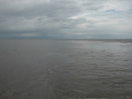 Irish Sea from Morecambe