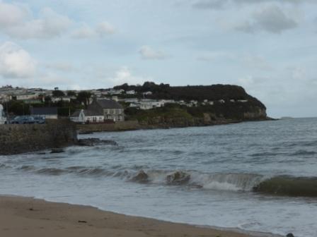 Benllech beach, Anglesey