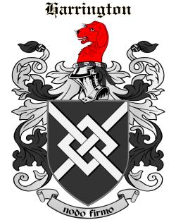 harrington coat of arms Wikipedia Commons