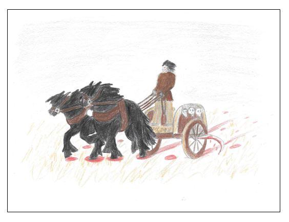 The Chariot of Morgan