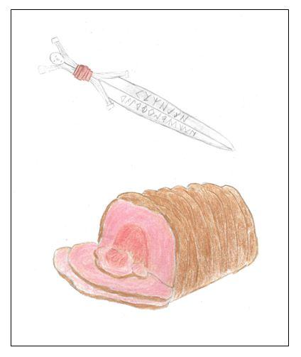 The Knife of Llawfrodedd