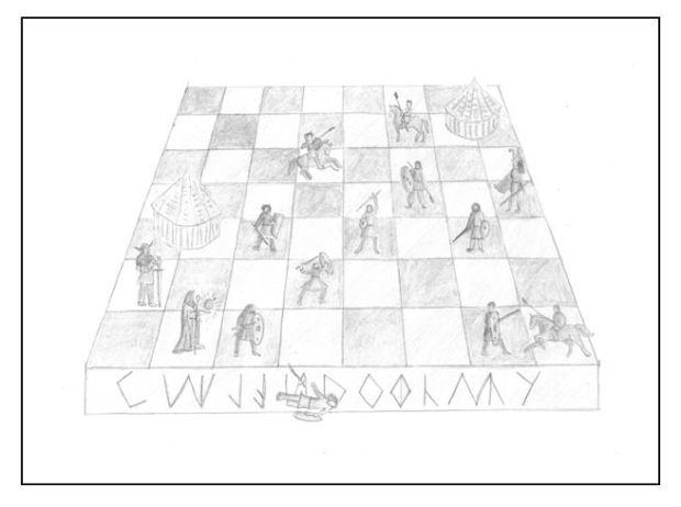 The Chessboard of Gwenddolaur