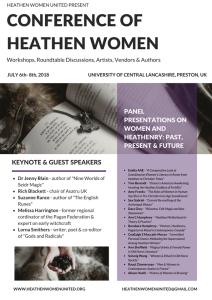 Heathen Women's Conference