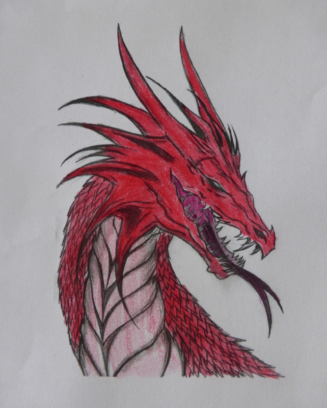 Let me be your dragon