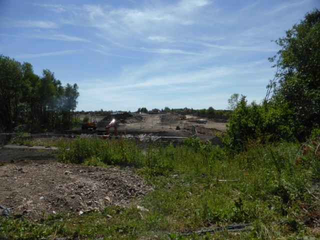 Lostock Hall Gasworks Development