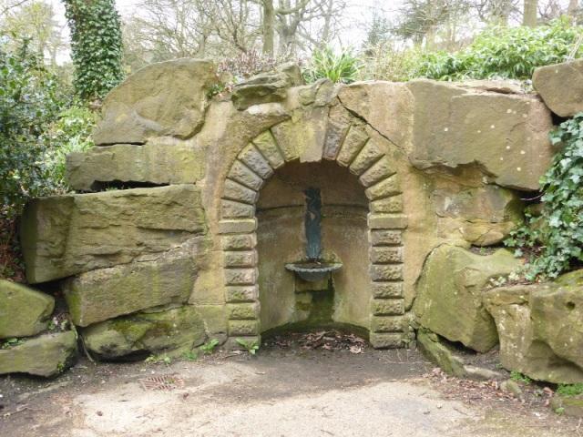 The Dolphin Fountain II