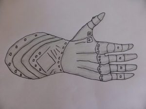 Silver Hand of Nodens