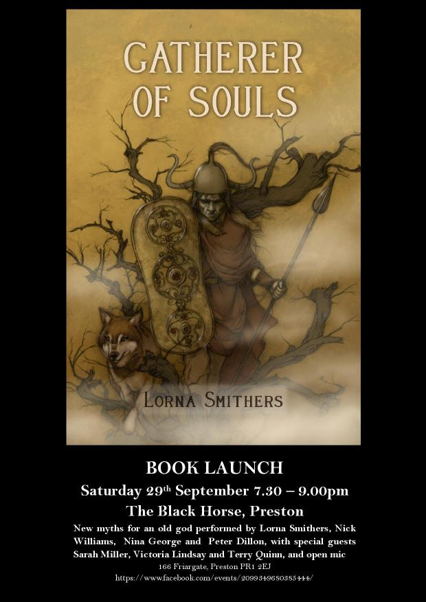 Gatherer of Souls Poster