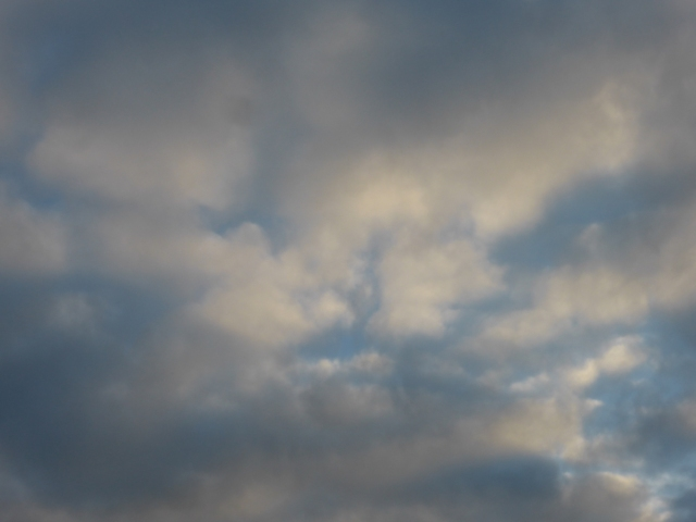 Clouds over Penwortham Sept 2018