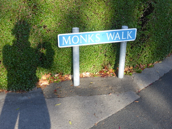 Monks Walk