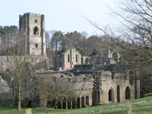Fountains Abbey II