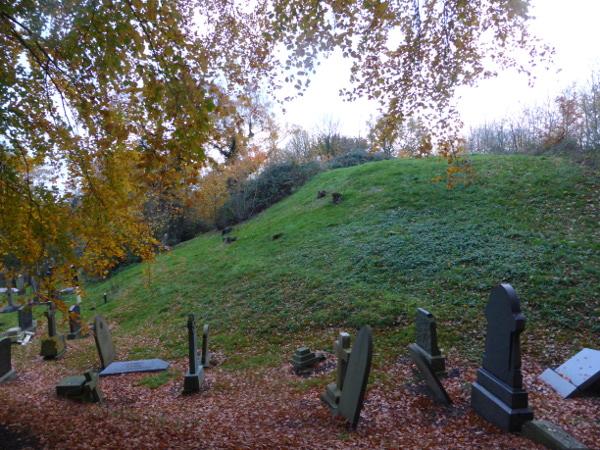 Castle Hill Mound Autumn 2018
