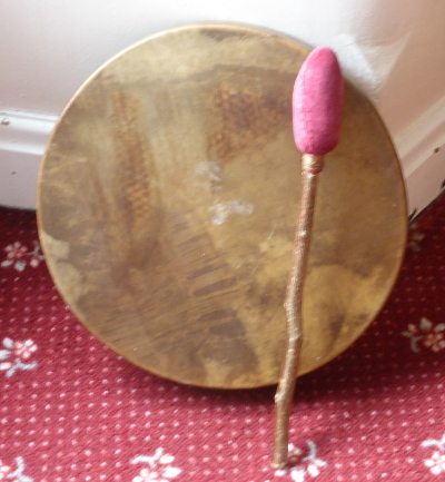 Horse-Drum