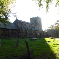 St Mary's Church Autumn 2018