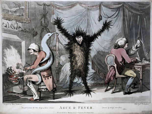 Ague and Fever the Wellcome Library London