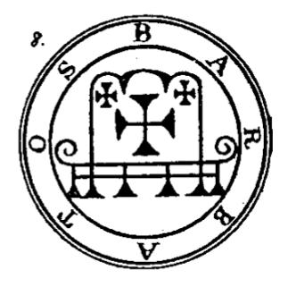 8 Barbatos